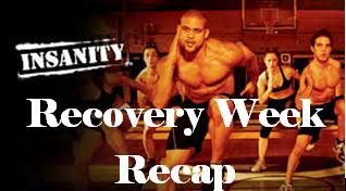Recovery Week Recap