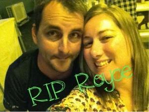 RIP Royce